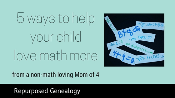 5 Ways to Love Math More