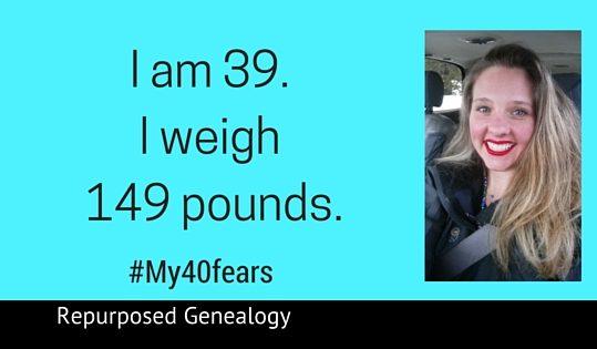 I am 39. I weigh 149 pounds.