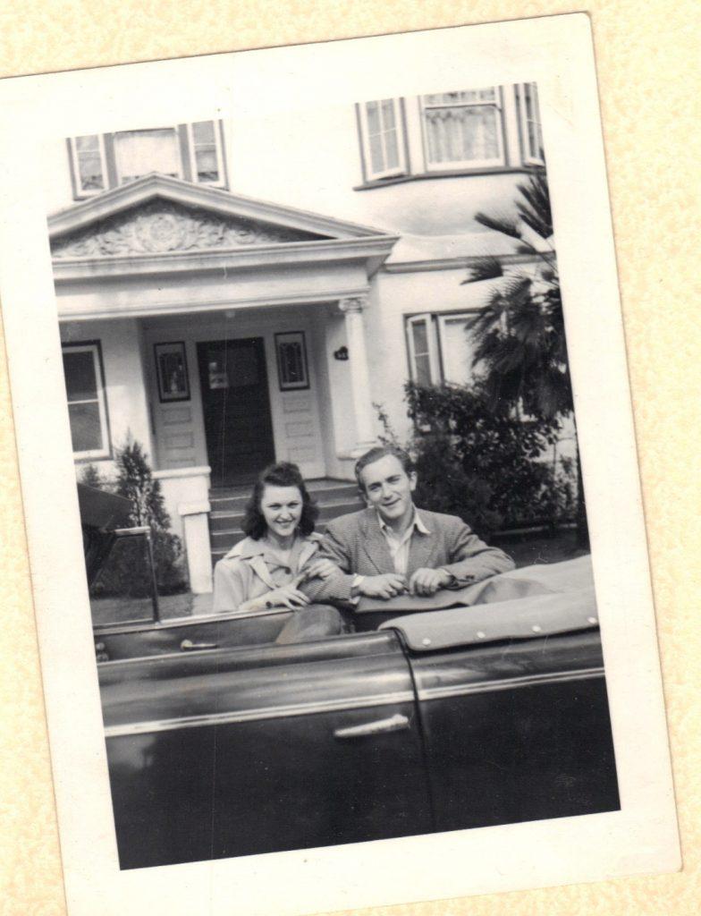 Margaret Estelle Miller and Raymond Gregory Miller