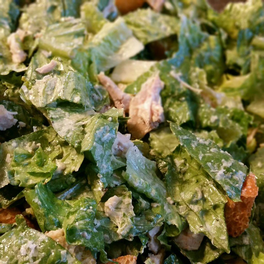 Nana's Ceasar Salad