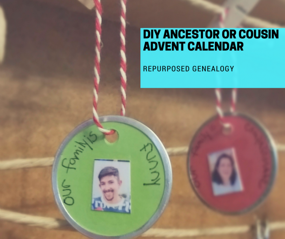 diy-ancestor-or-cousin-advent-calendar-2