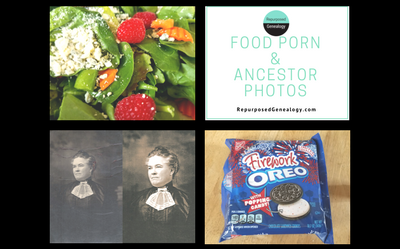 Food Porn and Ancestor Photos