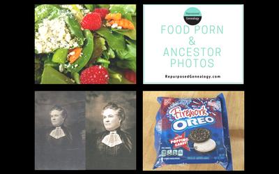 Food Porn and Ancestor Photos