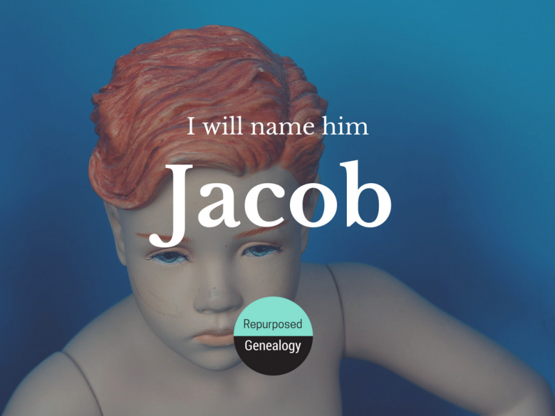 red head boy, Jacob,