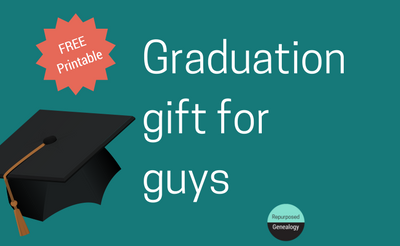 Graduation Gift for Guys