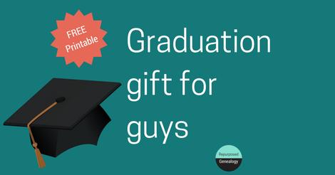DIY graduate gift, white handkerchief, LDS graduate,