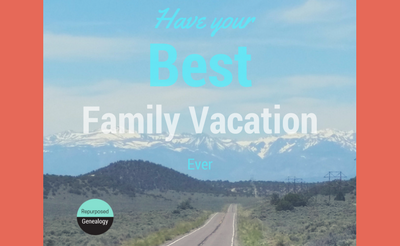 How to have your best family vacation ever