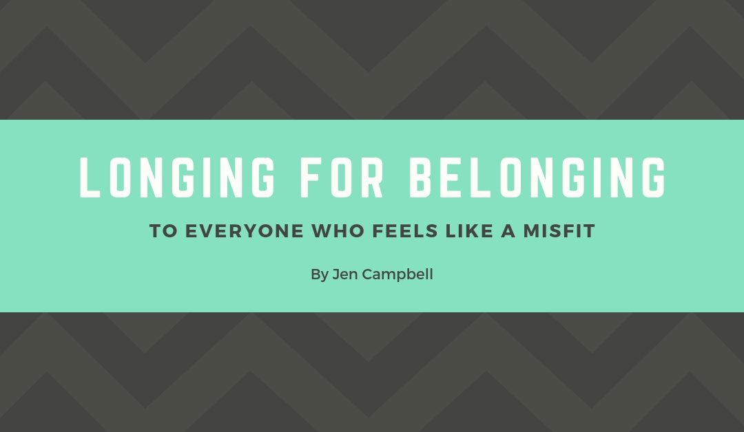 Longing for Belonging