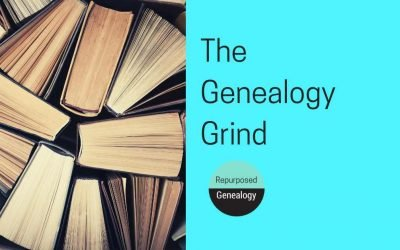 The Genealogy Grind