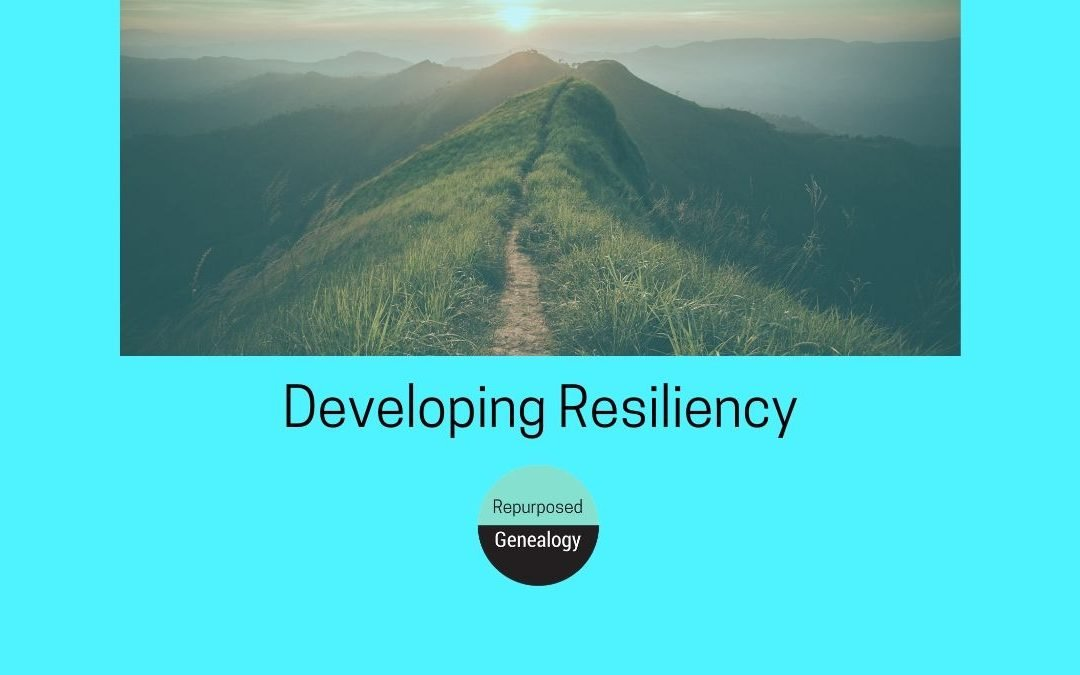 Developing Resiliency During Crisis